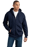 Full - Zip Hooded Sweatshirt, style #F283
